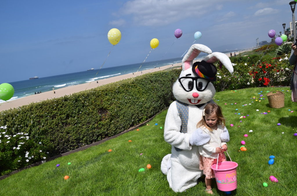 R.T Clown, Inc. Easter Bunny Extravaganza!