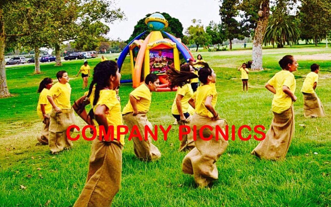 Los Angeles Company Picnics