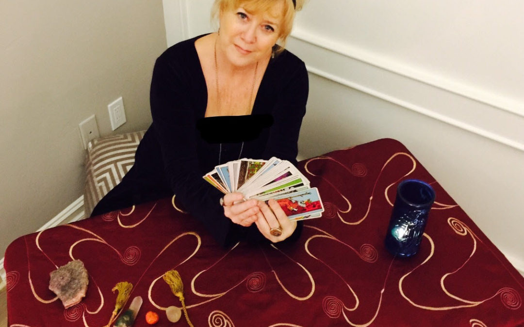 Try One of Our Authentic Tarot Card Readers for Your Next Special Event